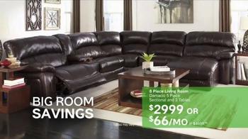 Ashley HomeStore The Big Event TV Spot, 'Big Room Savings: 8-Piece Set' - Thumbnail 8