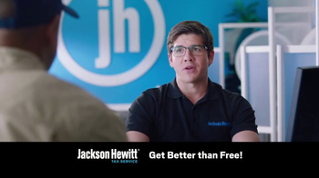 Jackson Hewitt TV Spot, 'Mr. Free' - Thumbnail 3