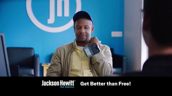Jackson Hewitt TV Spot, 'Mr. Free' - Thumbnail 8