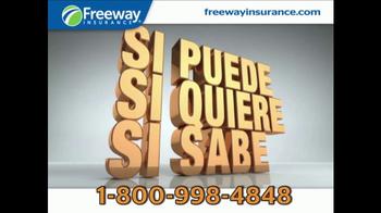Freeway Insurance TV Spot, 'Ahorros confianza y tranquilidad' [Spanish] - Thumbnail 5