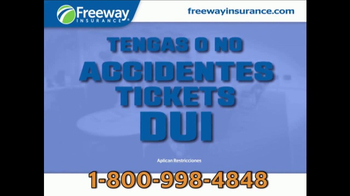 Freeway Insurance TV Spot, 'Ahorros confianza y tranquilidad' [Spanish] - Thumbnail 6