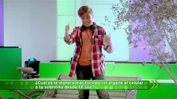 Xoom TV Spot, '¡Lupe le envía recargas a su sobrinito!' [Spanish]