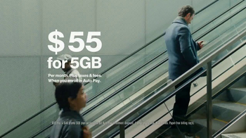 Verizon 5GB Plan TV Spot, 'All the Data You Want' - Thumbnail 7