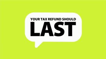 Straight Talk Wireless TV Spot, 'Make Your Tax Refund Last' - Thumbnail 2
