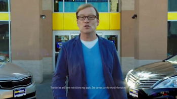 CarMax TV Spot, \'Confidence\' Featuring Andy Daly