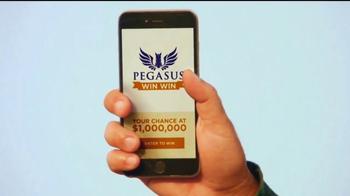 Pegasus Win Win Sweepstakes TV Spot, 'Training Day' Featuring Jon Lovitz - Thumbnail 7