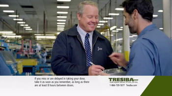 Tresiba TV Spot, 'Overtime & My Time' - Thumbnail 1