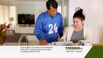 Tresiba TV Spot, 'Overtime & My Time' - Thumbnail 4