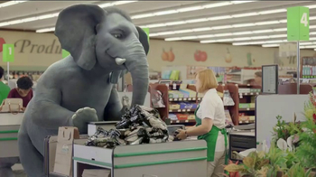 Wonderful Pistachios TV Spot, 'Ernie at the Grocery Store' - Thumbnail 1