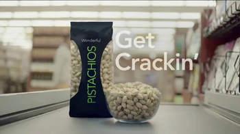 Wonderful Pistachios TV Spot, 'Ernie at the Grocery Store' - Thumbnail 6