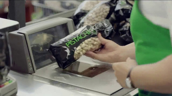 Wonderful Pistachios TV Spot, 'Ernie at the Grocery Store' - Thumbnail 2