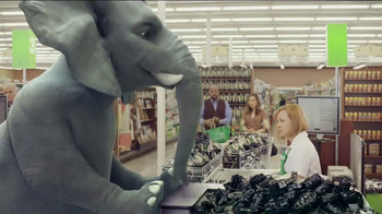 Wonderful Pistachios TV Spot, 'Ernie at the Grocery Store' - 3044 commercial airings