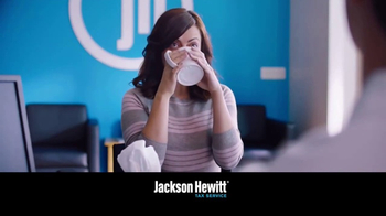Jackson Hewitt Express Refund Advance TV Spot, 'Ms. Spit' - Thumbnail 2