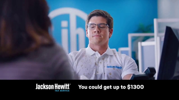 Jackson Hewitt Express Refund Advance TV Spot, 'Ms. Spit' - Thumbnail 6