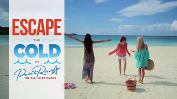 Government of Puerto Rico TV Spot, 'Escape the Cold' - Thumbnail 3