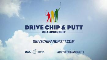 2017 Drive Chip & Putt Championship TV Spot, 'Give a Kid a Ball' - Thumbnail 6