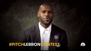 CNBC Pitch LeBron Contest TV Spot, 'Endorsement Deal' - 22 commercial airings