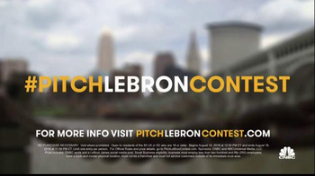 CNBC Pitch LeBron Contest TV Spot, 'Endorsement Deal' - Thumbnail 4