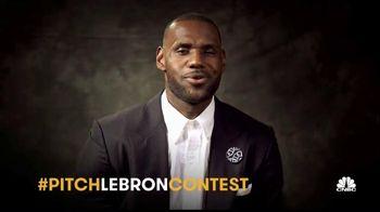 CNBC Pitch LeBron Contest TV Spot, 'Endorsement Deal' - 22 commercial airings
