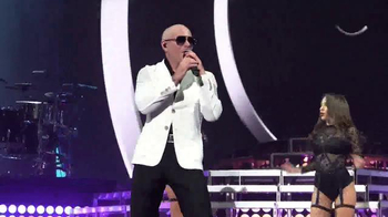 MTV Ultimate Fan Experience TV Spot, 'Pitbull' - 50 commercial airings