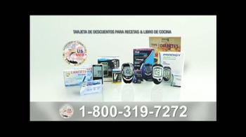 United States Medical Supply TV Spot, 'Nueva medidor de glucosa' [Spanish] - Thumbnail 10