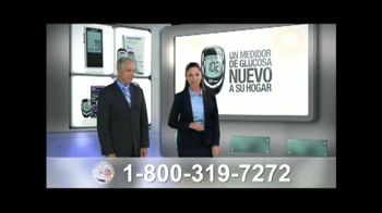United States Medical Supply TV Spot, 'Nueva medidor de glucosa' [Spanish] - Thumbnail 3