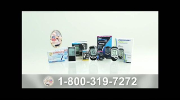 United States Medical Supply TV Spot, 'Nueva medidor de glucosa' [Spanish] - Thumbnail 9