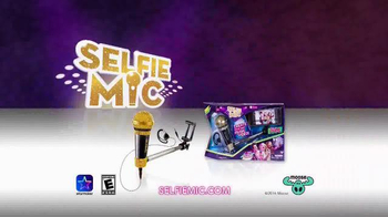 Selfie Mic TV Spot, 'Rock Out' Song by LMFAO - Thumbnail 6