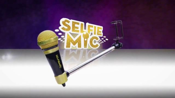 Selfie Mic TV Spot, 'Rock Out' Song by LMFAO - Thumbnail 2