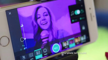 Selfie Mic TV Spot, 'Rock Out' Song by LMFAO - Thumbnail 4