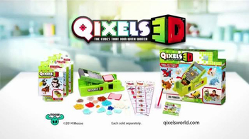 Qixels 3D Maker TV Spot, 'Layer by Layer' - Thumbnail 5