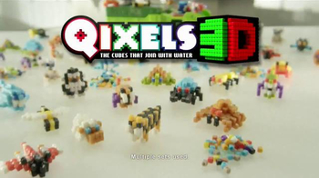 Qixels 3D Maker TV Spot, 'Layer by Layer' - Thumbnail 1