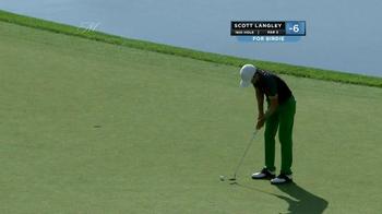 Michelob Ultra TV Spot, 'Golf Returns to the Games' Featuring Scott Langley - Thumbnail 1