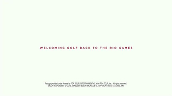 Michelob Ultra TV Spot, 'Golf Returns to the Games' Featuring Scott Langley - Thumbnail 10