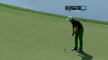 Michelob Ultra TV Spot, 'Golf Returns to the Games' Featuring Scott Langley - Thumbnail 2