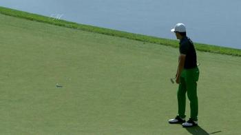 Michelob Ultra TV Spot, 'Golf Returns to the Games' Featuring Scott Langley - Thumbnail 5