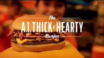 Whataburger A.1. Thick & Hearty Burger TV Spot, 'Stranded' - Thumbnail 10