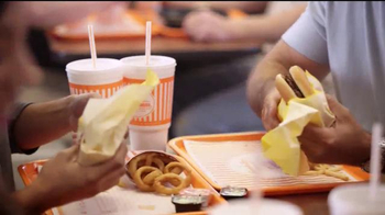 Whataburger A.1. Thick & Hearty Burger TV Spot, 'Stranded' - Thumbnail 2