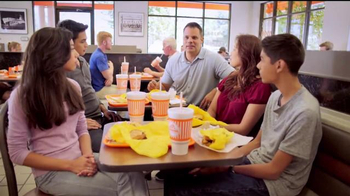 Whataburger A.1. Thick & Hearty Burger TV Spot, 'Stranded' - Thumbnail 4