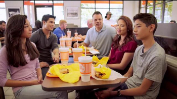 Whataburger A.1. Thick & Hearty Burger TV Spot, 'Stranded' - Thumbnail 8