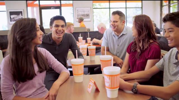 Whataburger A.1. Thick & Hearty Burger TV Spot, 'Stranded' - Thumbnail 9