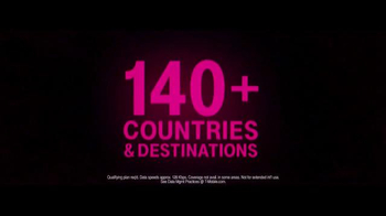 T-Mobile TV Spot, 'Halfway Around the World' - Thumbnail 4