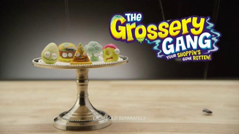 The Grossery Gang Putrid Pizza TV Spot, 'Decaying Dough' - Thumbnail 7