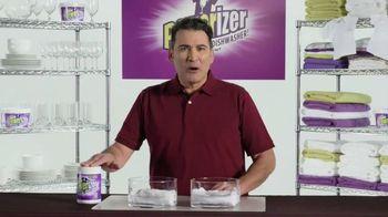 Powerizer TV Spot, 'Knocks Out Tough Grime'