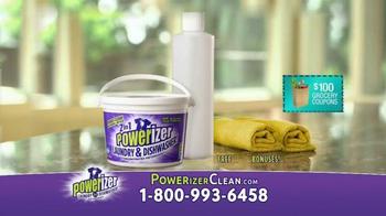 Powerizer TV Spot, 'Knocks Out Tough Grime' - Thumbnail 10