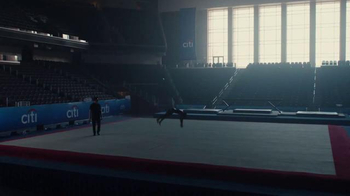 Citi TV Spot, 'Why Does Citi Sponsor Team USA?' Featuring Simone Biles - Thumbnail 1