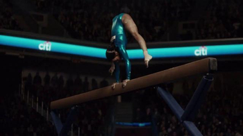 Citi TV Spot, 'Why Does Citi Sponsor Team USA?' Featuring Simone Biles - Thumbnail 7