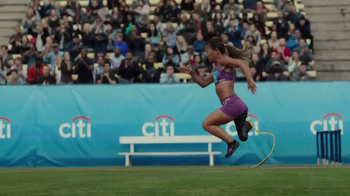 Citi TV Spot, 'Why Does Citi Sponsor Team USA?' Featuring Simone Biles - Thumbnail 8