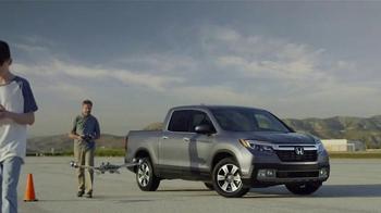 Honda Ridgeline TV Spot, 'New Rules' - Thumbnail 9