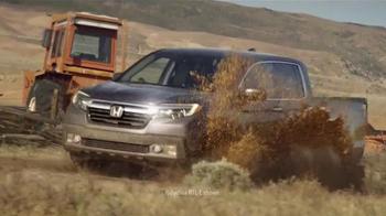 Honda Ridgeline TV Spot, 'New Rules' - Thumbnail 2